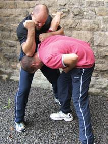 Vechten is wat er gebeurt als zelfbescherming misgaat!